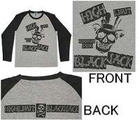 H.L BLACKJACK 長袖Tシャツ