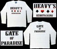 GATE OF PARADISE 長袖Tシャツ