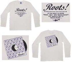 画像1: ROOTS 長袖Tシャツ
