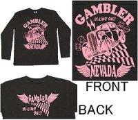 GAMBLER 長袖Tシャツ