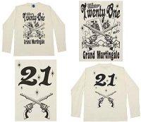 21 長袖Tシャツ
